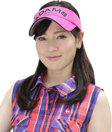 竹村真琴:女子ゴルファーかわい...